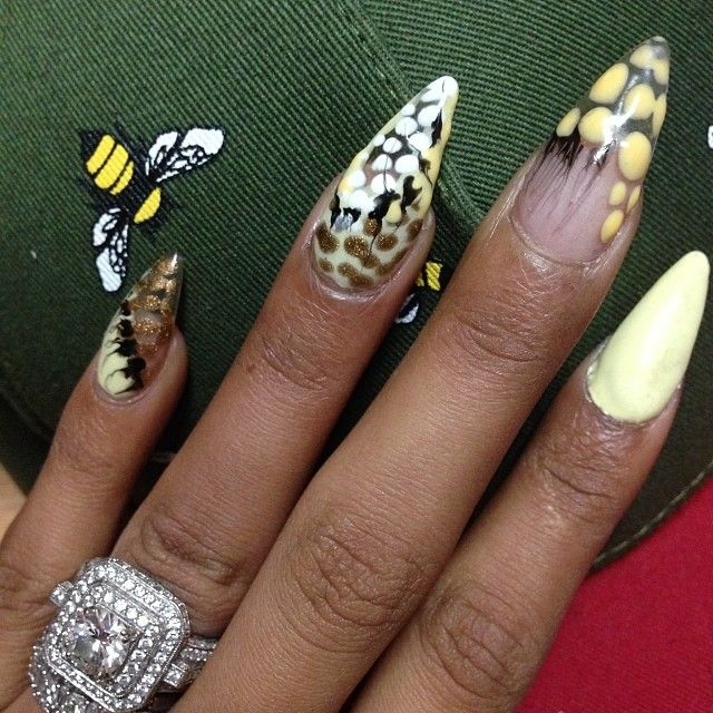 264 Best Images About Nails And Diamond Rings On Pinterest