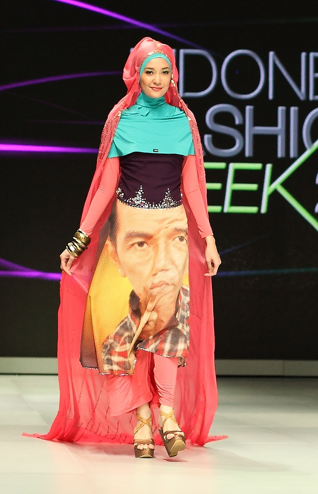 IFW 2013 # 58 Fenny Mustafa for Zoya – Beautiful Jakarta 1