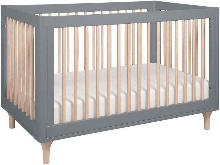 Lolly 3 in 1 Convertible Cot
