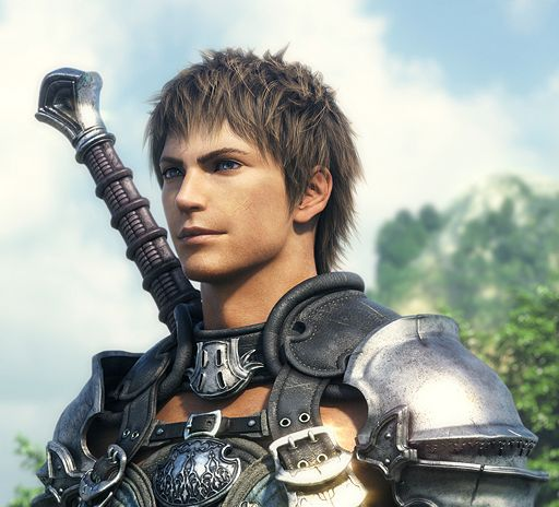 Final Fantasy XIV: A Realm Reborn Male Lalafell Character