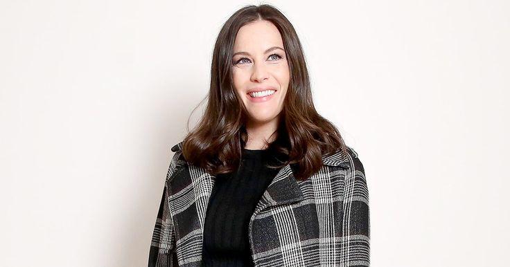 Голливудская актриса Лив Тайлер родила третьего ребенка #LivTyler #DaveGardner #звезды #знаменитости #новости #события