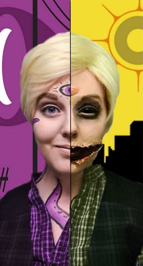 Kill Your Double (Kevin and Cecil cosplay) - Welcome to Night Vale Cosplay by Mitternachto.deviantart.com on @DeviantArt