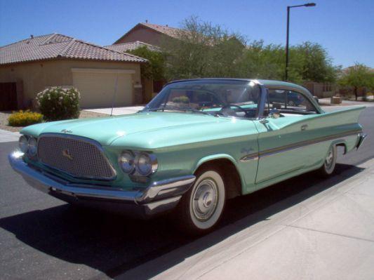 1960 Chrysler Windsor | American
