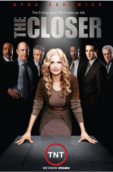 The Closer - I'll miss this show - we'll see how Major Crimes does in August.