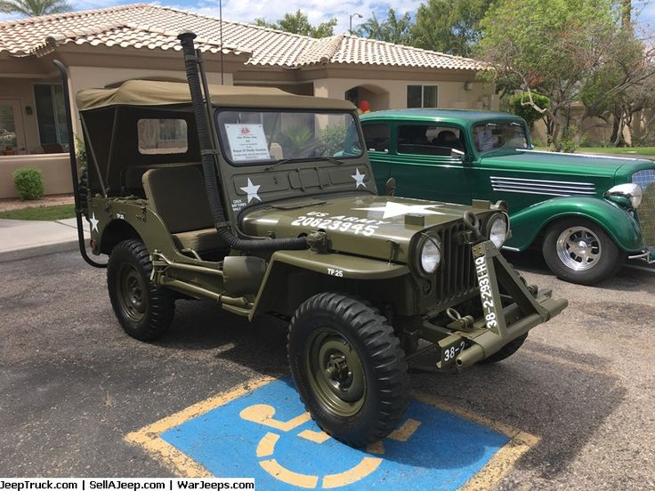 E F Ec F F Ab Jeep Parts Jeeps on 1952 Willys Jeep M38 For Sale