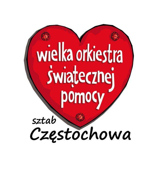Jak wam się podoba logo sztabu z Częstochowy? Nam bardzo :)