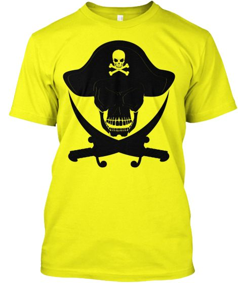Pirate skull limited edition