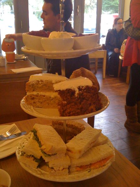 Best places for afternoon tea in Cardiff - including Waterloo Gardens Teahouse