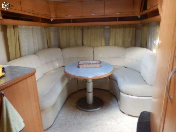 Caravane FENDT occasion - Classique - 4 places - 2004 - 7500 ...