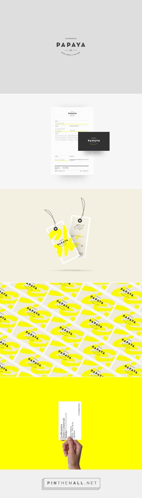 Papaya Shoe Company Branding by Buffalo Visual | Fivestar Branding Agency – Design and Branding Agency & Curated Inspiration Gallery