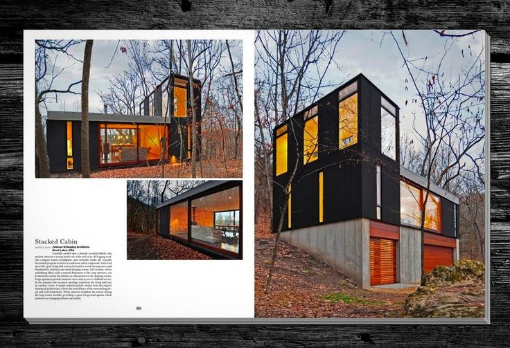 Gestalten have come out with Hide and Seek, a full color beaut' of a book documenting stunning cabines. | Photos © Gestalten.
