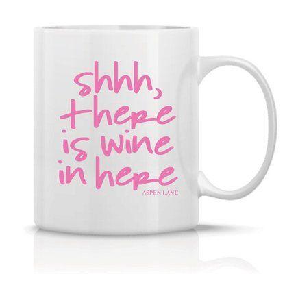 You will love this cheeky coffee mug.