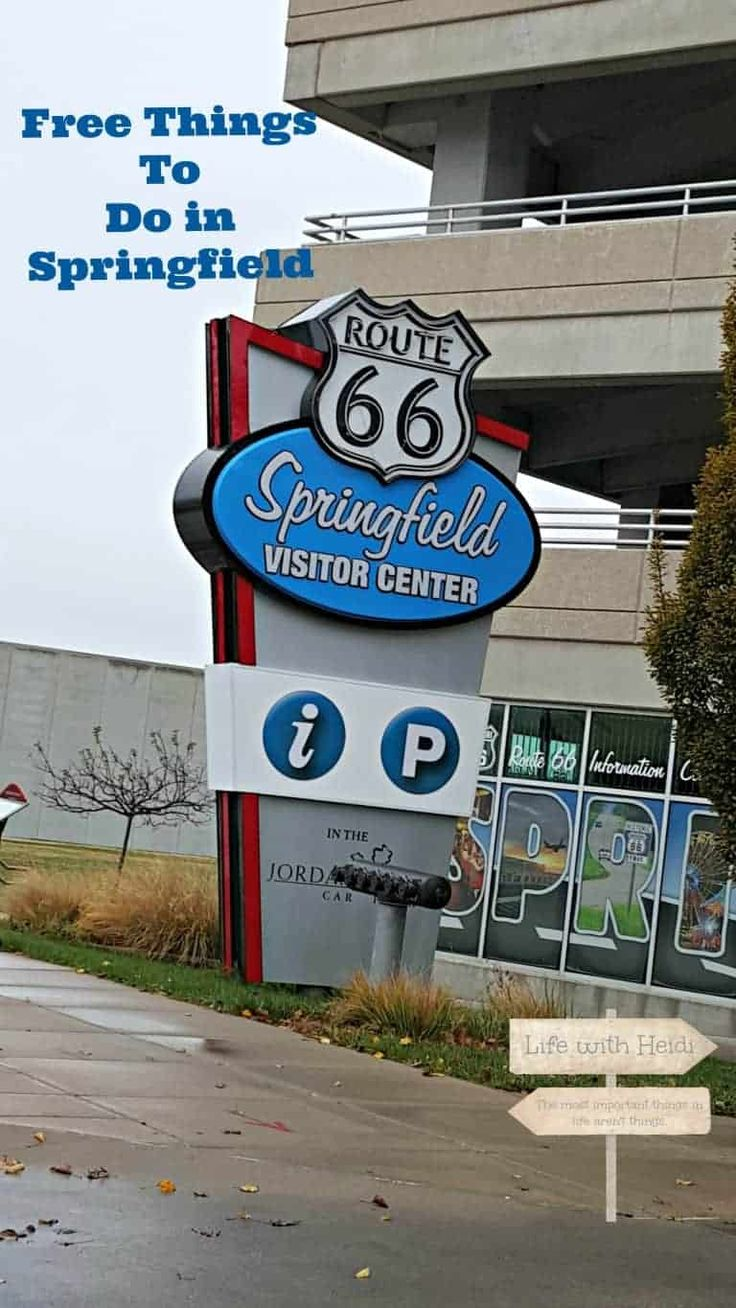 Free Things to Do in Springfield Missouri   Free things to ...