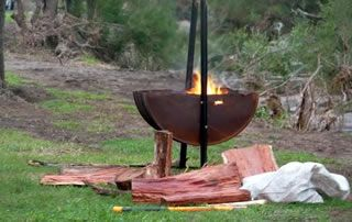 Camping Toowoomba and South East Queensland - Murphy's Creek Escape