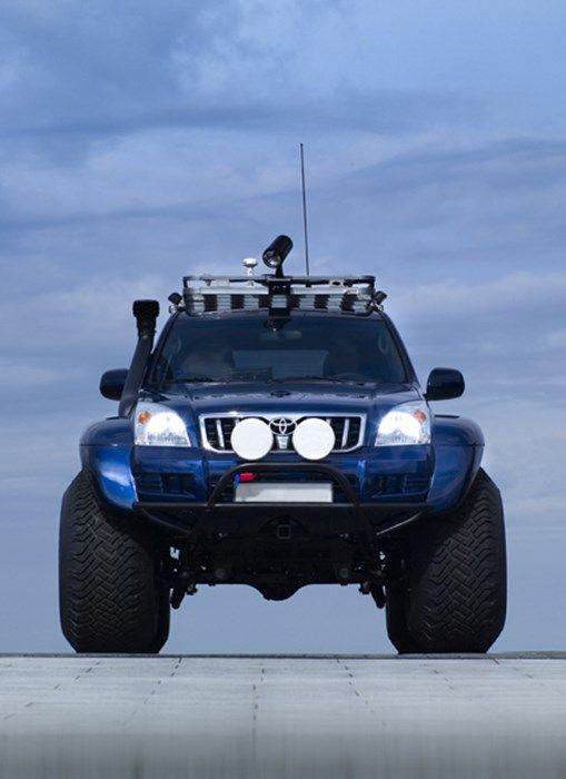 LC Photo Gallery < Land Cruiser < Toyota < Modifications < Arctic Trucks