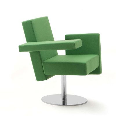 Segis U.S Meet Me Swivel Arm Chair Upholstery: