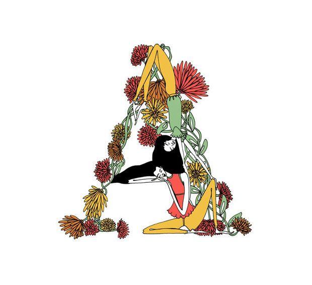 00 LaraCotafreda alfabeto Lara Costafreda crea su alfabeto ilustrado en base a los sueños
