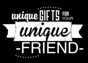 5 Places to Buy Unique Gifts Online - If you're struggling to find the perfect gift for your friend or partner, then a unique or personalised gift idea could well be the answer! Here we show you the best places to buy unique gifts online in the UK.