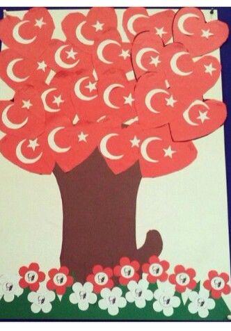 29 ekim ağacı