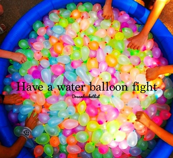 17 Best Images About Water Balloons, Oh So Fun!!! On