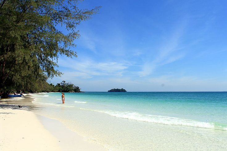 One of the most fascinating islands i have ever been. Koh Rong - Cambodia