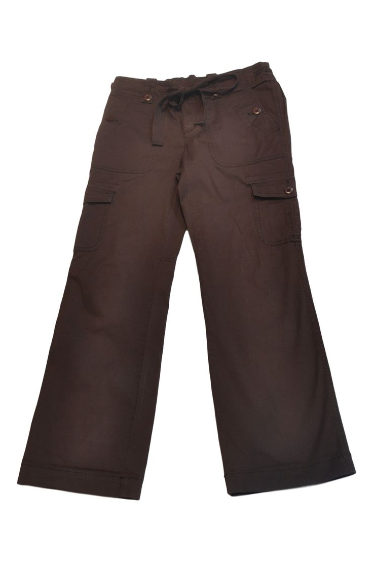 MIMI MATERNITY Brown Pants Size Small