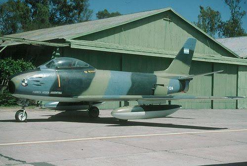 F-86 Sabre Argentina