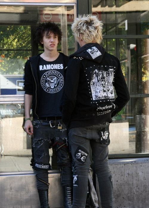 Best 25 Punk Guys Ideas On Pinterest Punk Boy Cute Gay