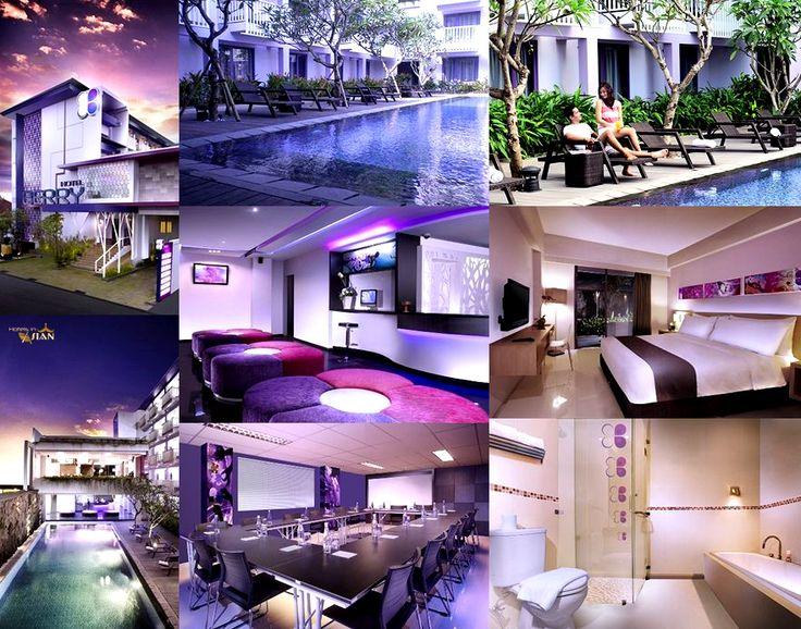 WOW! Super BIG Discount! Get 65% off when you stay at Berry Hotel in Legian, Kuta Utara, Indonesia! Book here now: http://smarturl.it/Berry-Hotel