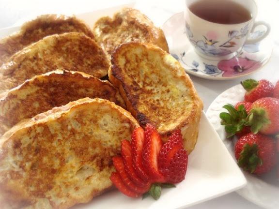 ... stuffed french toast baked banana stuffed french toast recept yummly