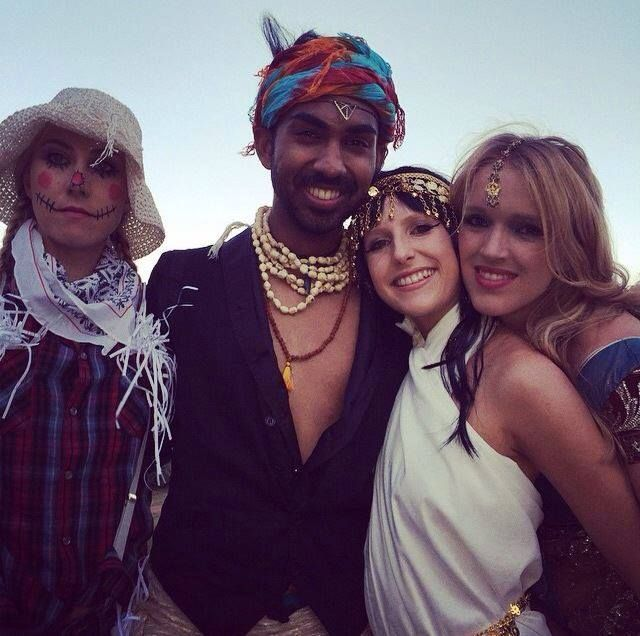 Lowe Cape Town celebrated the end of the year with a fancy dress party!