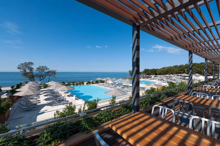 Resort Amarin in Rovinj, Istria, Croatia --> distinctive feature of the resort is the rich offer of sporting and entertainment facilities and a range of quality restaurants.