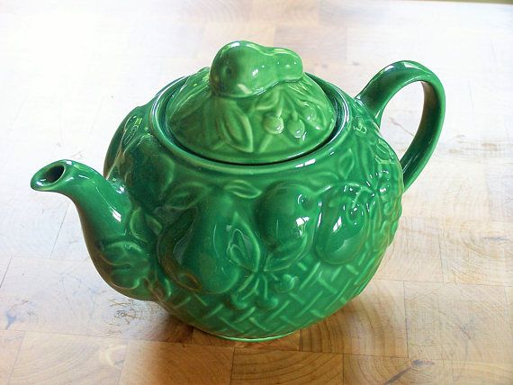 25 best ideas about midcentury teapots on pinterest Green tea pot set
