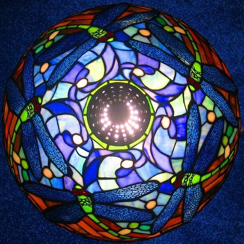 How To Identify A Real Tiffany Lamp Tiffany Lamps Lamps