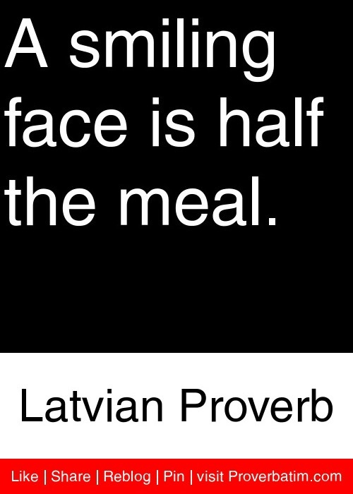 Latvian sayings