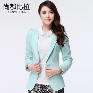 Buy 'Sentubila – Lace Cuff Blazer' with Free Shipping at YesStyle.ca. Browse and shop for thousands of Asian fashion items from China and more!