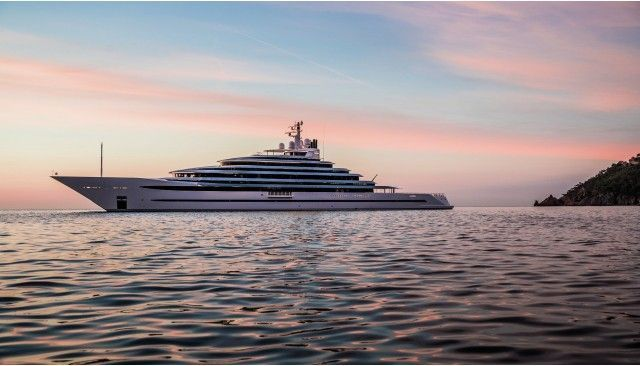 JUBILEE Superyacht | Luxury Motor Yacht for Sale with Burgess