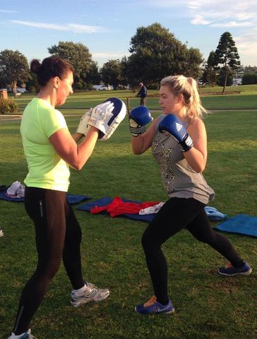 Kicking the weekend off with a fast and furious boxing sesh! http://www.bufnewcastle.com.au/intro-offer