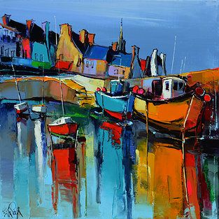 17 best images about eric le pape on pinterest bretagne for Eric mural painter