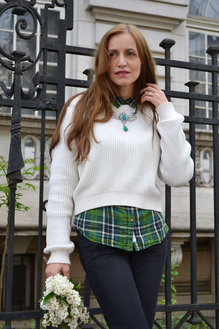 cropped sweater fashion, cropped sweater street style