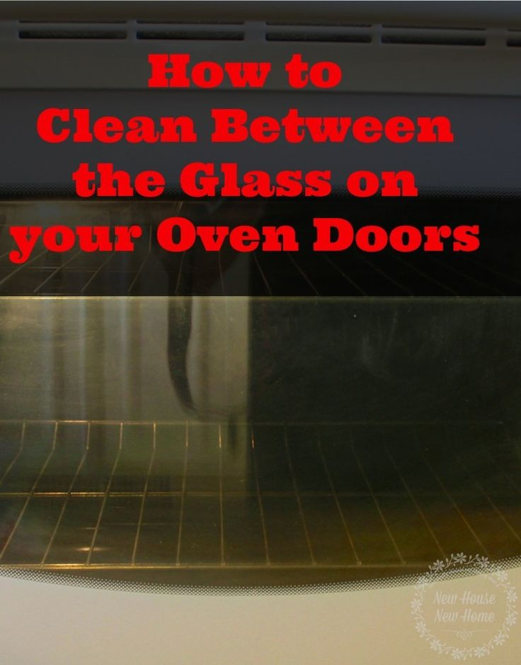 Best 25 Clean Oven Door Ideas On Pinterest Cleaning