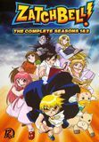 Zatch Bell!: The Complete Seasons 1 & 2 [12 Discs] [DVD], 21170737