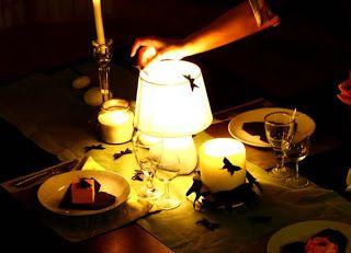 un concept luna: Idei pentru decorat masa
