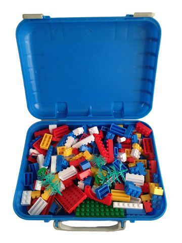 OK Building Blocks – Junkie Charity Store #BuildingBlocks #Educational #Toy