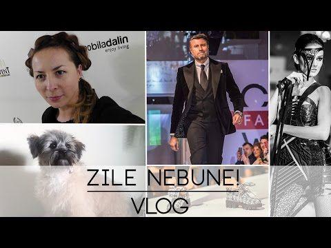 ZILE NEBUNE - CITY FASHION WEEK - 1 DECEMBRIE  RoFashionEmi Vlog