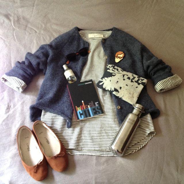P R I M O E Z A - spring wardrobe inspiration.