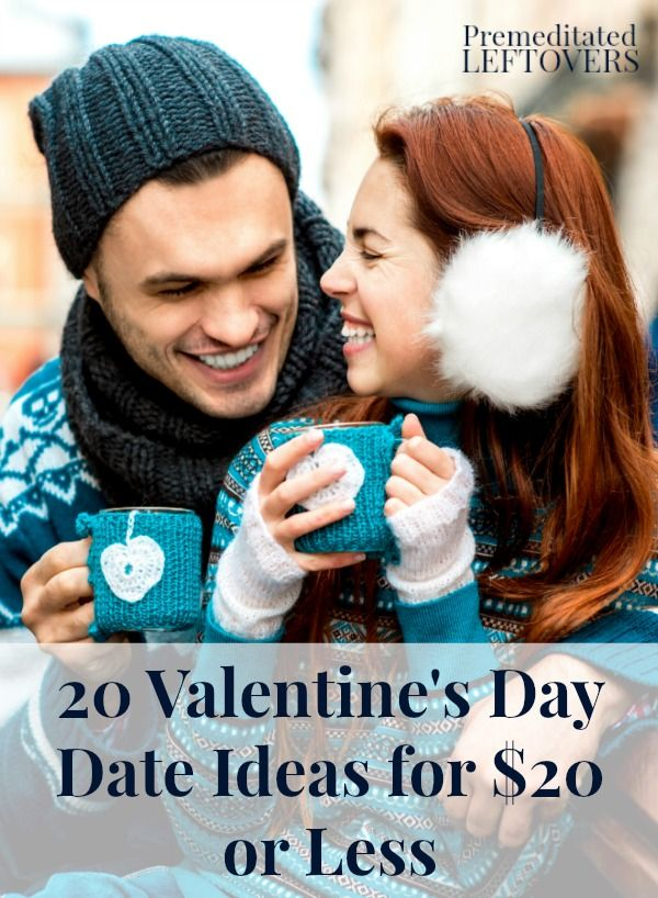 You can have a fantastic time this Valentine's Day without breaking the bank. Take a look at these 20 Valentine's Day Date Ideas for $20 or Less.
