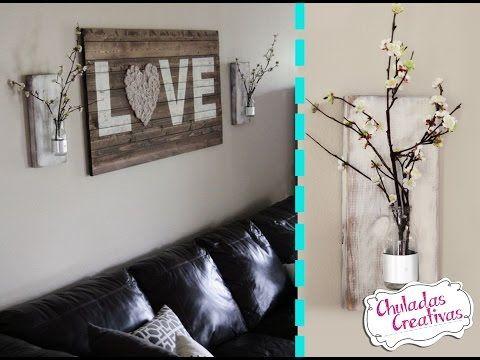 Letreros Jardineros :: Chuladas Creativas :: Tabata Jalil y Sammily - YouTube