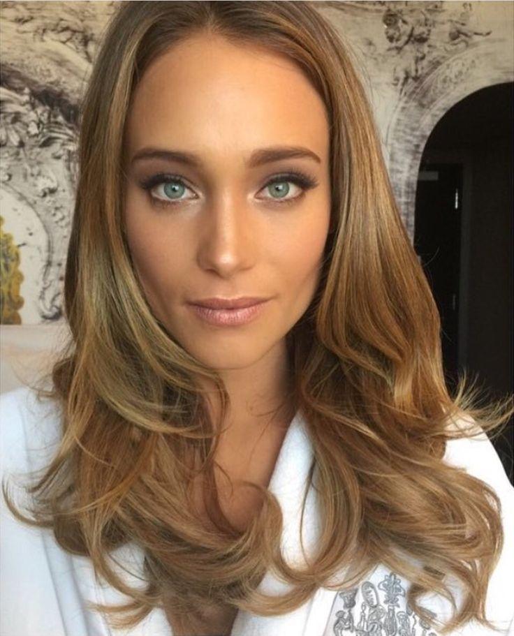 Hannah Davis hair