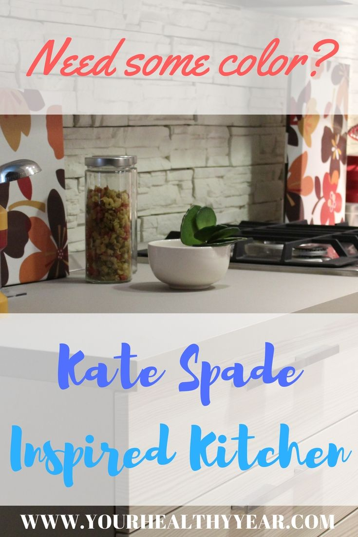 Kate Spade Inspired Kitchen Items You Can Easily Add Into Your